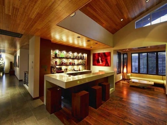 Top 40 best home bar designs and ideas for men next luxury for Bar interieur maison