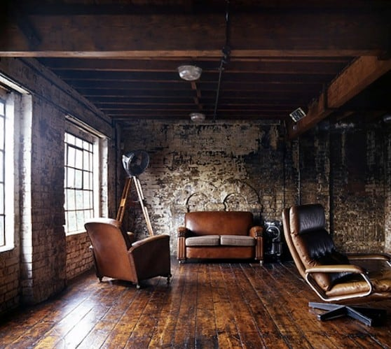 Rustic Man Cave Ideas