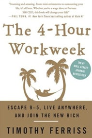 The 4 Hour Workweek Book For Men By Timothy Ferriss
