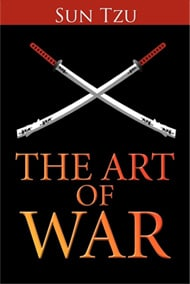 The Art of War Book For Men By Sun Tzu