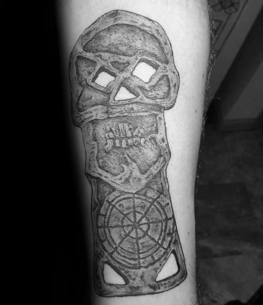 Tiki Key The Goonies Tattoo