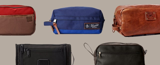 Top 14 Best Toiletry Bags For Men