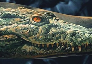 Alligator Tattoo Ideas For Guys