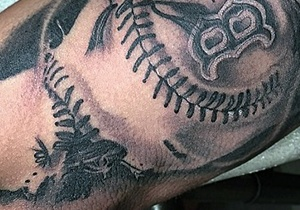 Baseball Tattoo Ideas For Men