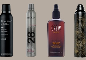 Best Hairspray For Men