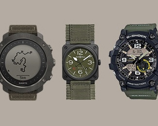 Best Men's Military Watches Main