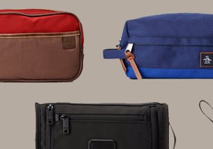 Best Toiletry Bags For Men