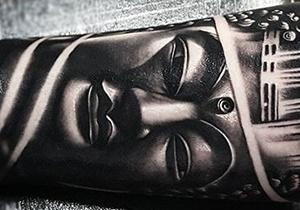 Buddhist Tattoo Ideas For Men