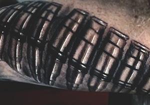 Bullet Tattoos Ideas For Men