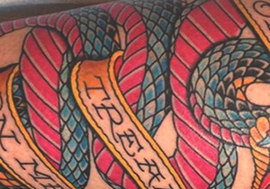 Don't Tread On Me Tattoo Design Ideas For Gentlemen
