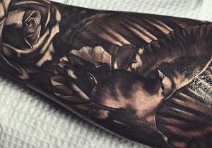 Dove Tattoo Ideas For Men