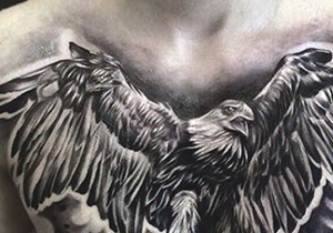 Eagle Tattoo Design Ideas For Men