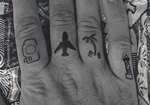 Finger Tattoo Ideas For Men