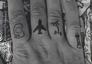 Finger Tattoo Ideas For Men