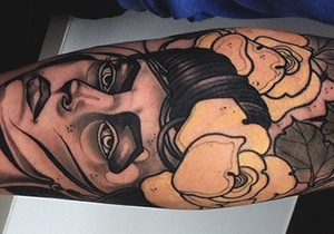 Guy's Ideas Neo Traditional Tattoo Designs