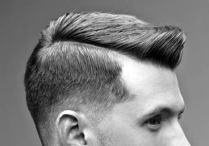 Hard Part Hairstyles For Men