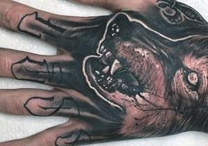 Knuckle Tattoo Ideas For Men