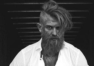 Long Undercut Haircut For Men