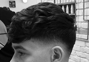Low Fade Men's Hairstyles