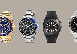 Best Mens Diving Watches