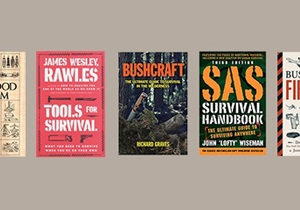 Men's Best Survival Books