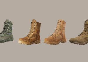 Men's Best Tactical Boots