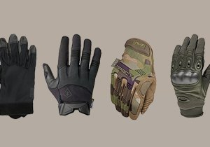 Men's Best Tactical Gloves