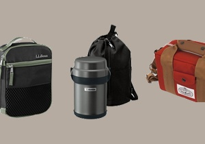 Men's Manly Lunch Boxes And Bags