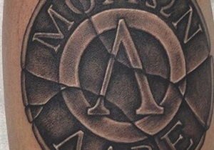Molon Labe Male Tattoo Design Idea Inspiration