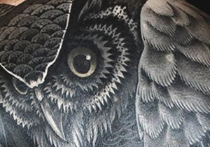 Owl Tattoo Design Ideas For Men