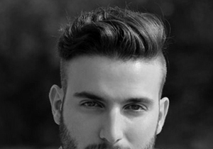 Round Faces Haircuts For Men