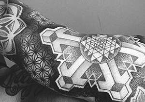 Sacred Geometry Tattoo Design Ideas For Men