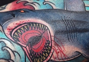 Shark Tattoo Design Ideas For Men