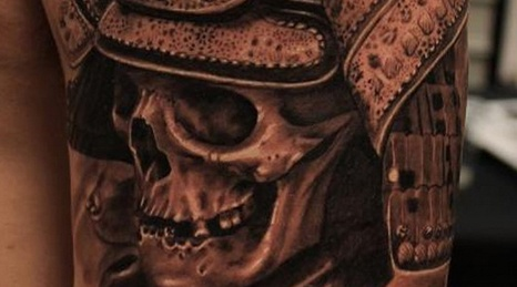 Skull Tattoo Ideas For Men