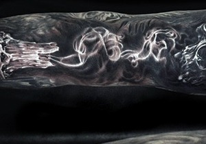 Smoke Tattoo Ideas For Men