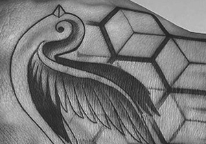 Sparrow Tattoo Design Ideas For Men