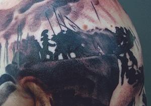 Spartan Tattoo Design Ideas For Men