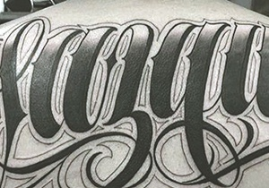 Tattoo Lettering Design Ideas For Men