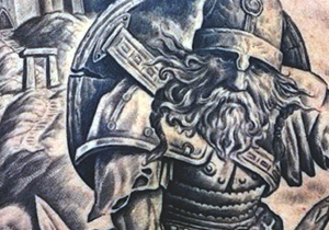 Viking Tattoo Ideas For Men