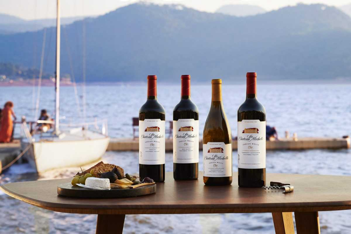 Chateau Ste. Michelle Launches My Chateau Campaign and New Labelling