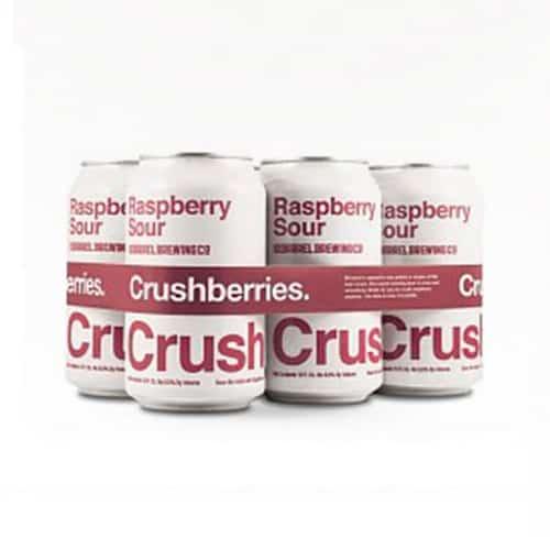 10 Barrel Brewing Crush Raspberry Sour Ale