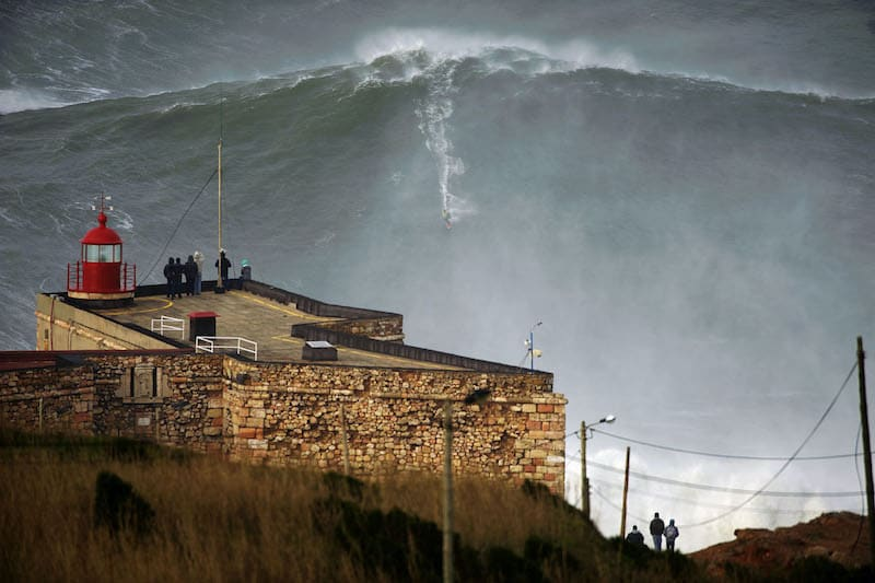 HBO Announces Surfing Documentary Series '100 Foot Wave'