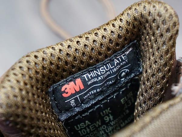1000 Gram Thinsulate Ultra Mens Insulated Wolverine Novak Boots