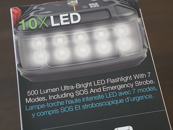10x Led 500 Lumen Ultra Bright Flashlight