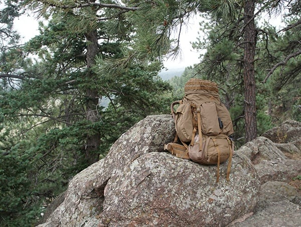 128 Liter Kelty Eagle Backpack Review Outdoors
