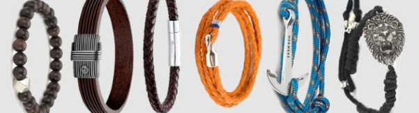 15 Cool Bracelets For Men