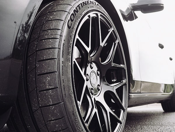 19 Inch M590 Avant Garde Continental Extremecontact Sport Tires
