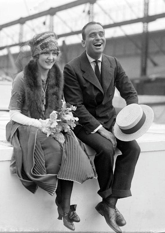 1920s Era Male Fashion