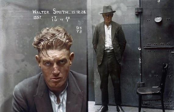 1920s Fashion Men Gangsters