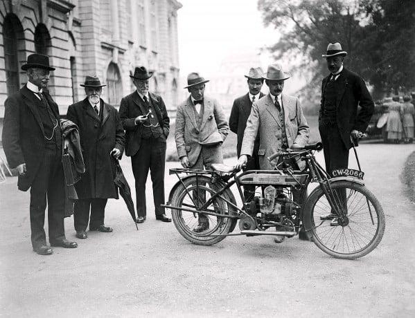 1920s Mens Fashions